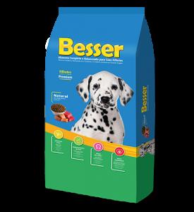 Besser Natural Cães Filhotes