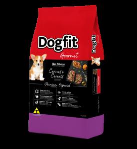 Dogfit Gourmet Cães Filhotes
