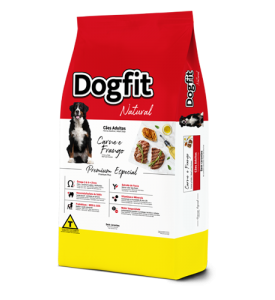 Dogfit Natural Cães Adultos