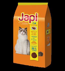 Japi Cat Gatos Adultos