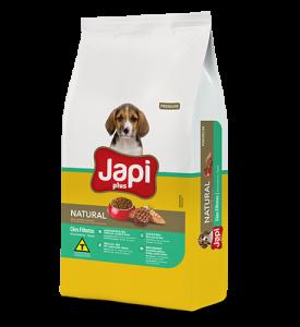 Japi Plus Natural Cães Filhotes