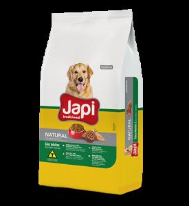 Japi Tradicional Natural Cães Adultos