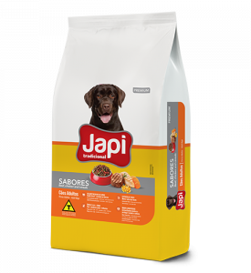 Japi Tradicional Sabores Cães Adultos